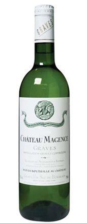 Chateau Magence Graves Blanc